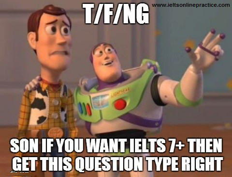 IELTS Reading: How to Answer True / False / Not Given questions?